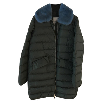 Moncler Parka with mink collar
