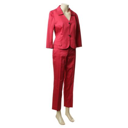 Jil Sander Pants suit in red