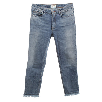 Acne Jeans blu chiaro