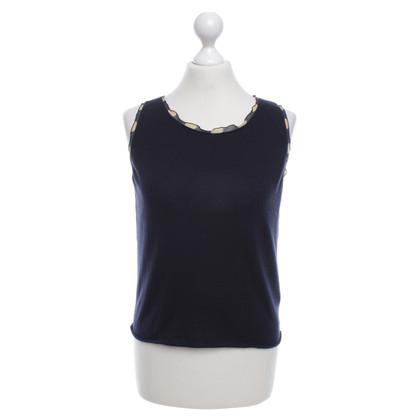 Brunello Cucinelli Shirt in bicolor