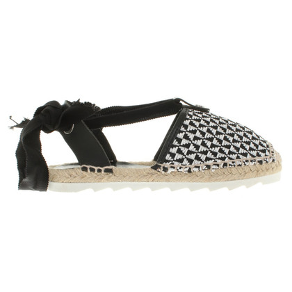 Pollini Espadrilles with pattern