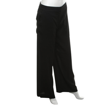Cos Pantalon en noir