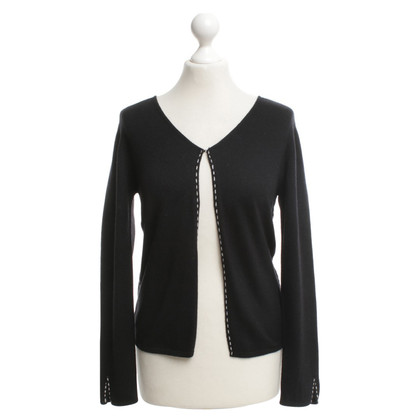 Marc Cain Cardigan in silk / cashmere