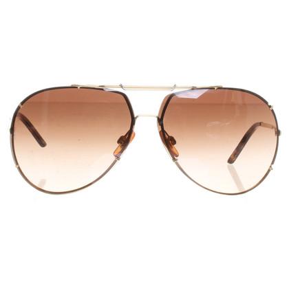 Dolce & Gabbana Sonnenbrille mit Farbverlauf