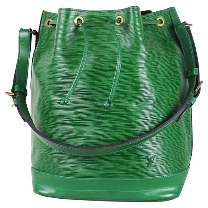 "Louis Vuitton ""Grand Noé Epi leder"" in het groen"