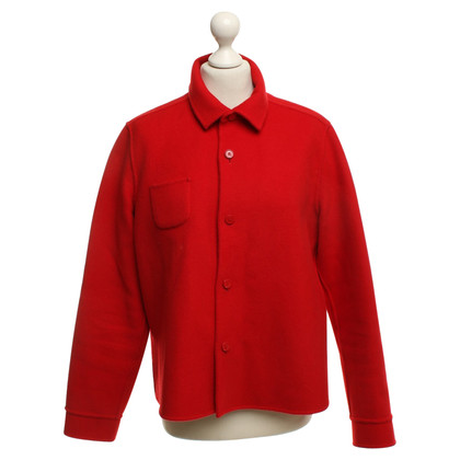 Max Mara giacca reversibile in rosso