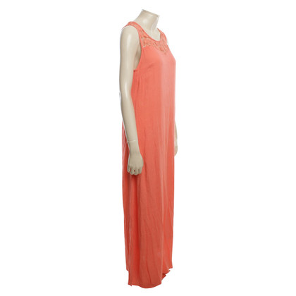 Guido Maria Kretschmer Dress in coral red