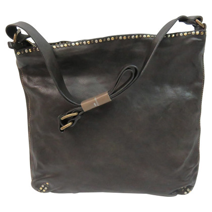 Campomaggi Leather shopper