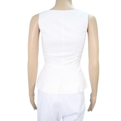 Karen Millen White top