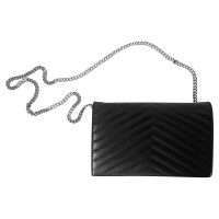 Yves Saint Laurent clutch