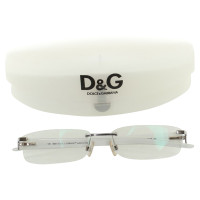 Dolce & Gabbana Glasses in white
