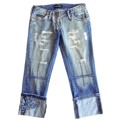 Dolce & Gabbana Jeans Bejeweled