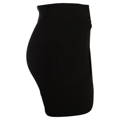 Helmut Lang Draped skirt