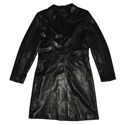 Vent Couvert cappotto di pelle