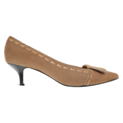 Strenesse pumps in light brown