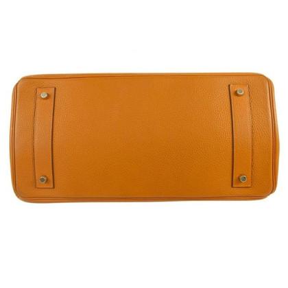 Hermès Birkin JPG oranje