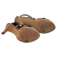 Strenesse Blue Gladiators high heel sandals