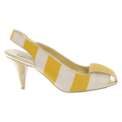 Stella McCartney Slingbacks in Bicolor