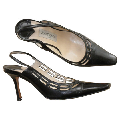 Jimmy Choo Slingback pumps in black