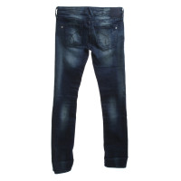 Calvin Klein Jeans with wash