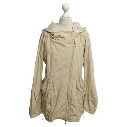 Marithé et Francois Girbaud Jacket in beige color