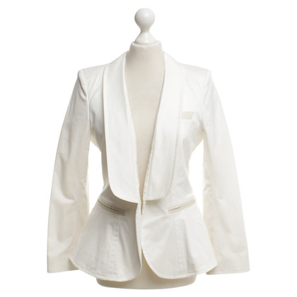 Louis Vuitton Blazer in white