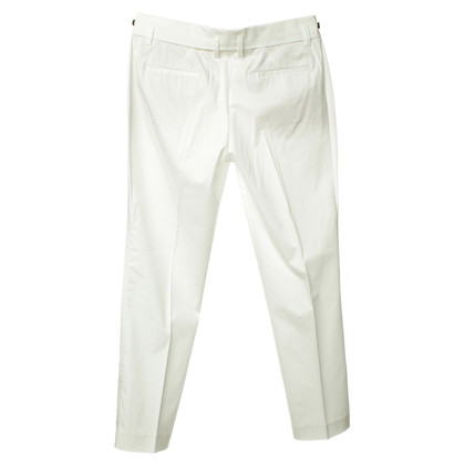 René Lezard Pant in white