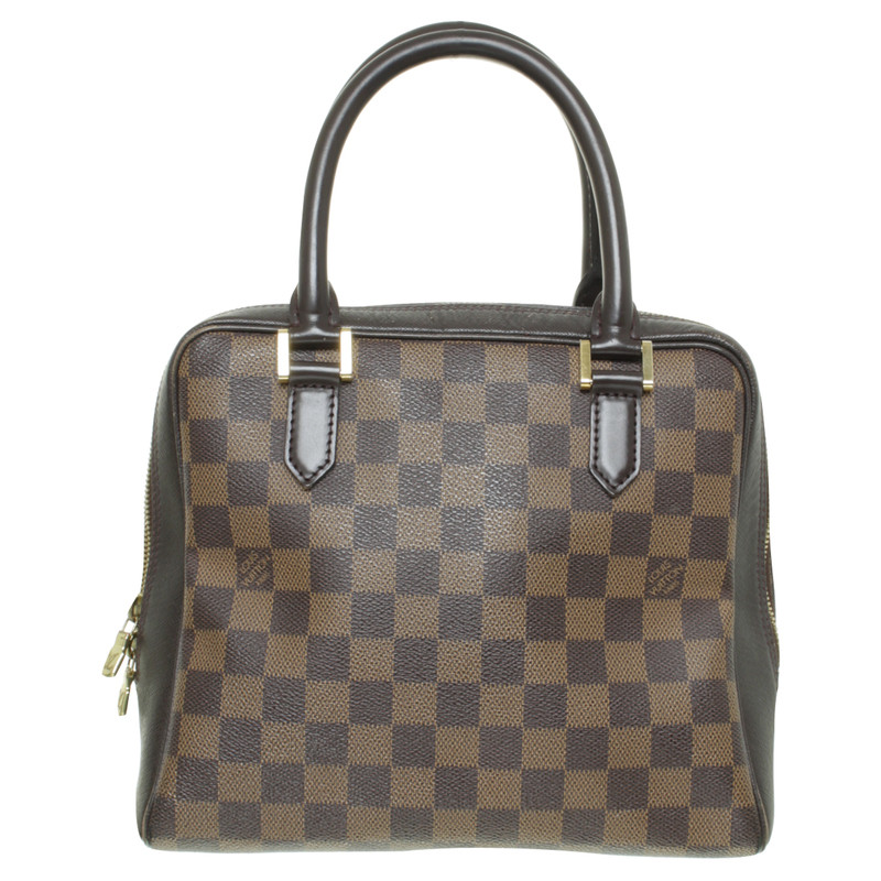 louis vuitton henkeltasche im damier ebene stil second hand louis vuitton henkeltasche im. Black Bedroom Furniture Sets. Home Design Ideas