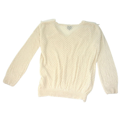 Just Cavalli Cream sweater