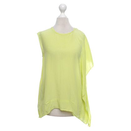 Pinko top in Neon Yellow