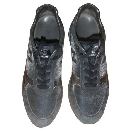 Hogan Sneaker in Blau