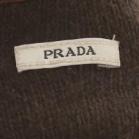 Prada Gloves in Brown