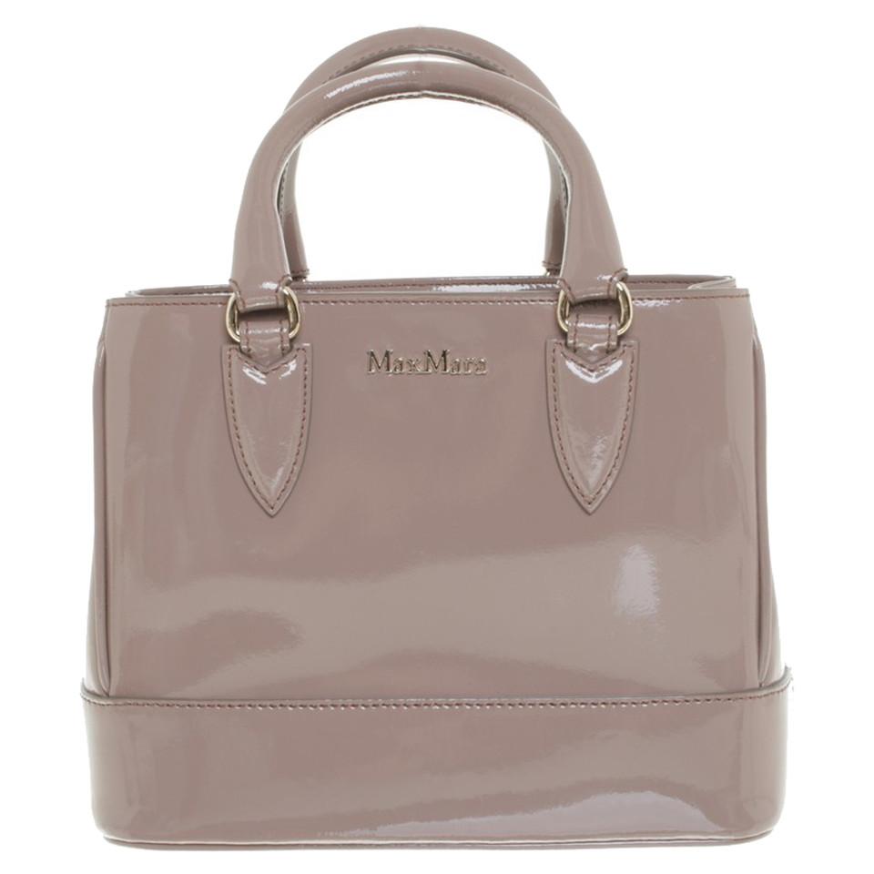 Max Mara Handbag In Taupe