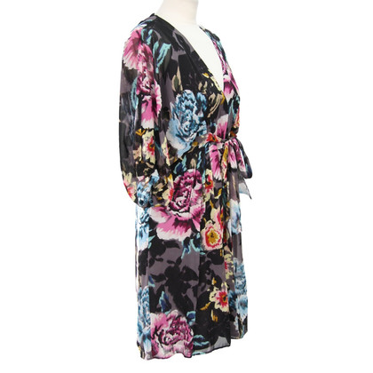 Ted Baker Kimono with pattern