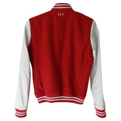 Set college jacket