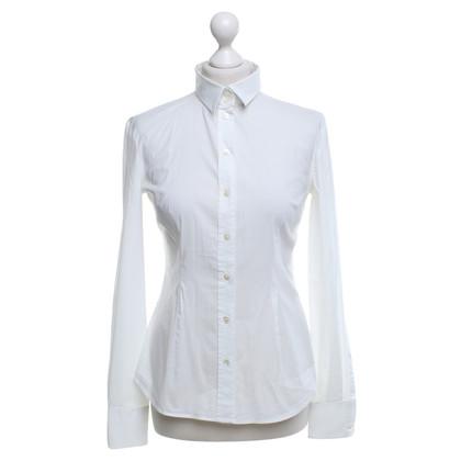 D&G Klassische Bluse in Weiß