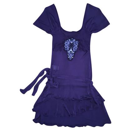 Patrizia Pepe Mini robe bleu