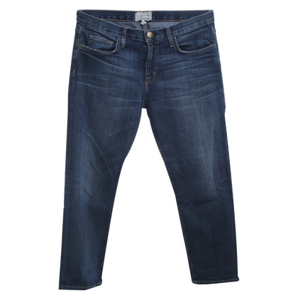Current Elliott Jeans en bleu