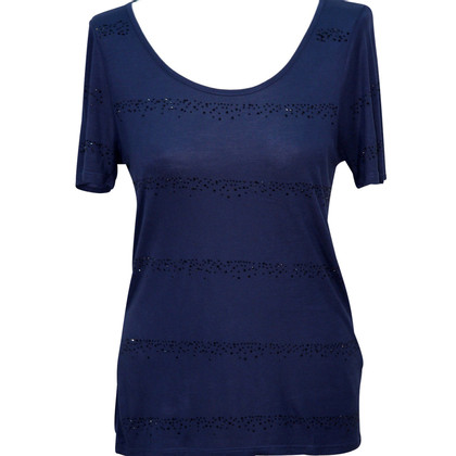 Reiss Top in donkerblauw