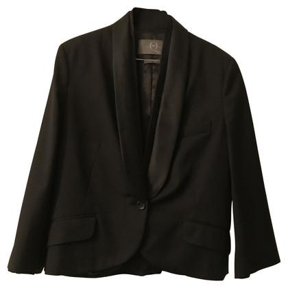 Alexander McQueen Blazer en noir