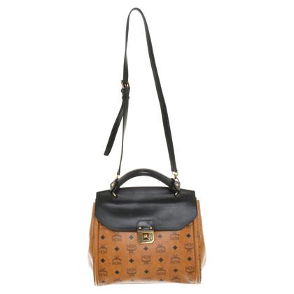 MCM Handbag with logo pattern