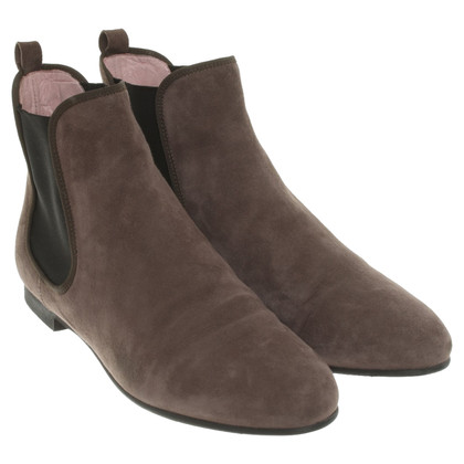 Pretty Ballerinas Bottines en daim