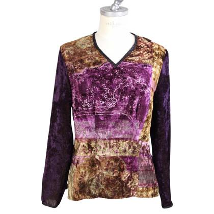 Etro Velvet shirt