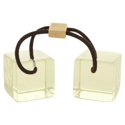 Louis Vuitton fascia dei capelli con i dadi seguaci