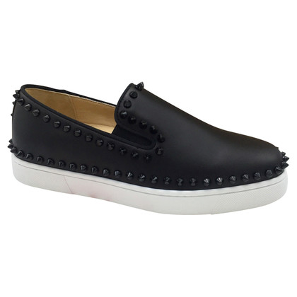Christian Louboutin  Slip-on