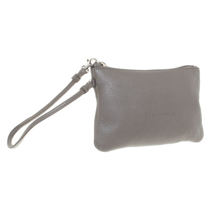 Coccinelle Clutch in grigio