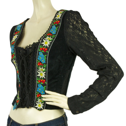 Dolce & Gabbana Embroidered top