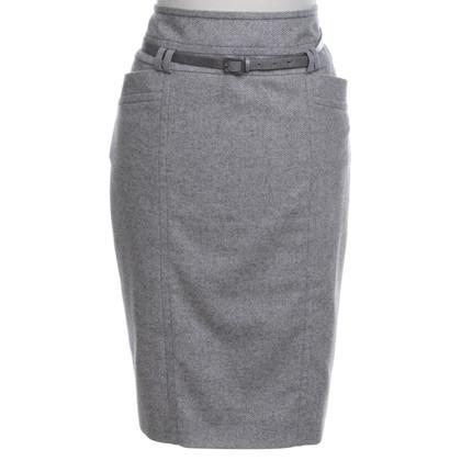 St. Emile Wool skirt in gray