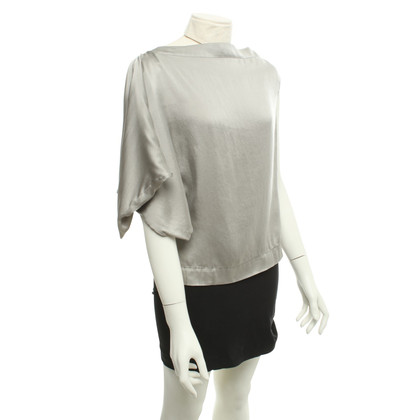 Vivienne Westwood Silk top in grey