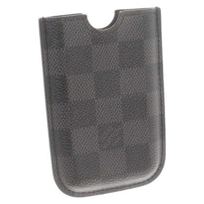 Louis Vuitton Mobile phone case with monogram pattern